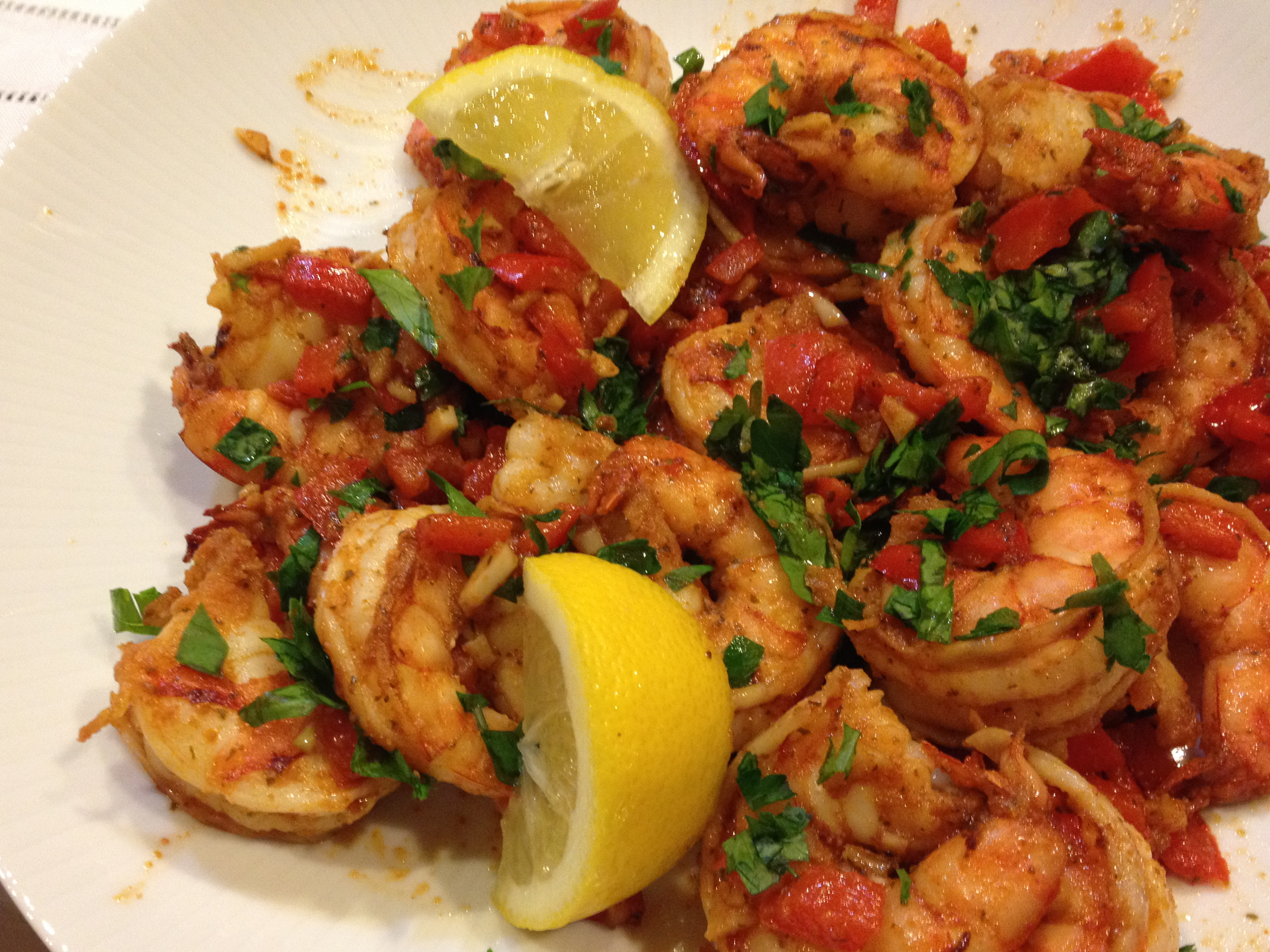 Brine Shrimp Recipe Food