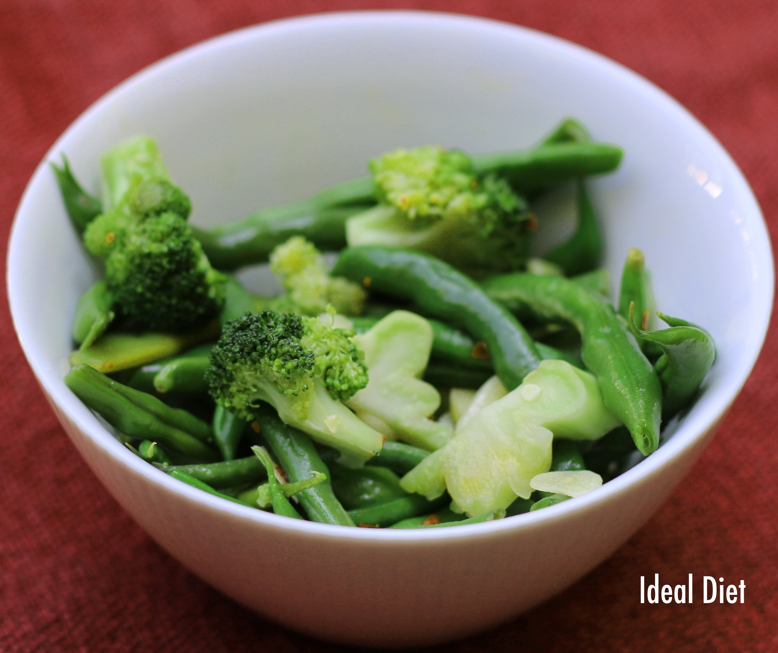 Ideal protein phase 4 sheet for Fish and broccoli diet